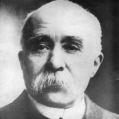 Ritratto di Georges Clémenceau